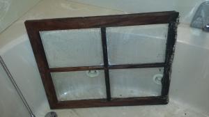 Grandma's Window Washed