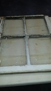 Window: Original Condition