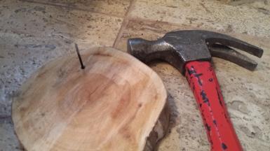 Hammer into Hole