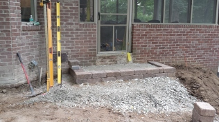 Foundation - Steps