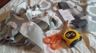 Curtain Cutting