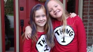 Thing 1 & Thing 2